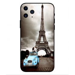 iPhone 11 Pro Vintage Eiffel Tower Case