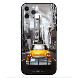 Coque New York Taxi Pour iPhone 11 Pro