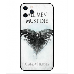 Funda All Men Must Die Para iPhone 11 Pro