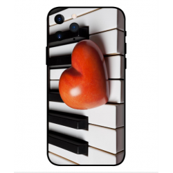 Funda I Love Piano Para iPhone 11 Pro