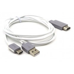 Huawei Mate 30 5G HDMI USB C Cable