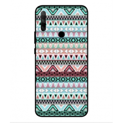 Coque Broderie Mexicaine Pour Huawei Honor 9x