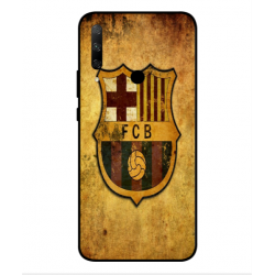 Coque FC Barcelone Pour Huawei Honor 9x