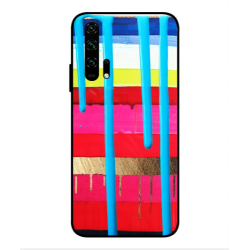 Huawei Honor 20 Pro Brushstrokes Cover