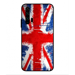 Coque UK Brush Pour Huawei Honor 20 Pro