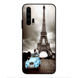 Huawei Honor 20 Pro Vintage Eiffel Tower Case