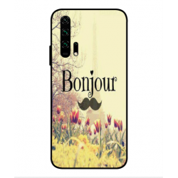 Coque Hello Paris Pour Huawei Honor 20 Pro