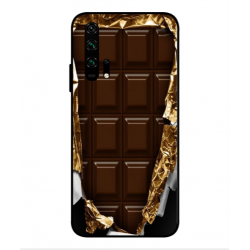 Coque I Love Chocolate Pour Huawei Honor 20 Pro
