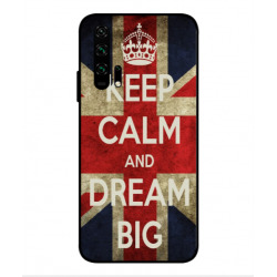 Huawei Honor 20 Pro Keep Calm And Dream Big Cover