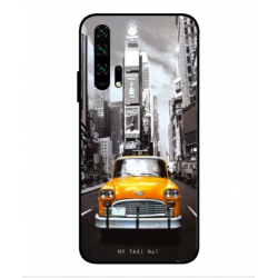 Coque New York Taxi Pour Huawei Honor 20 Pro