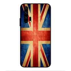 Coque Vintage UK Pour Huawei Honor 20 Pro