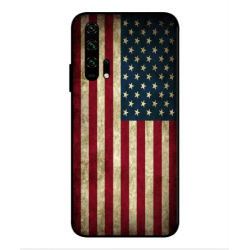 Coque Vintage America Pour Huawei Honor 20 Pro