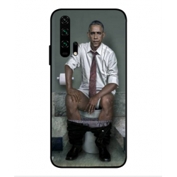 Huawei Honor 20 Pro Obama On The Toilet Cover