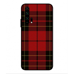 Coque Broderie Suédoise Pour Huawei Honor 20 Pro