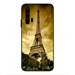 Coque Protection Tour Eiffel Pour Huawei Honor 20 Pro