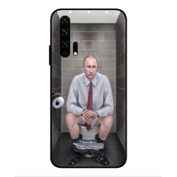 Huawei Honor 20 Pro Vladimir Putin On The Toilet Cover