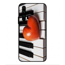 Coque I Love Piano pour Huawei Honor 20 Pro