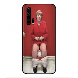 Huawei Honor 20 Pro Angela Merkel On The Toilet Cover