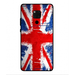 Coque UK Brush Pour Huawei Mate 20 X 5G