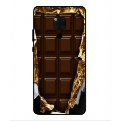 Coque I Love Chocolate Pour Huawei Mate 20 X 5G