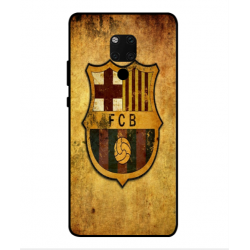 Coque FC Barcelone Pour Huawei Mate 20 X 5G