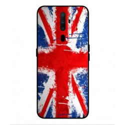 Oppo A9 2020 UK Brush Cover