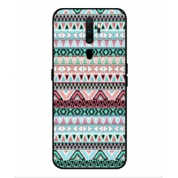 Oppo A9 2020 Mexican Embroidery Cover