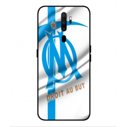 Oppo A9 2020 Marseilles Football Case