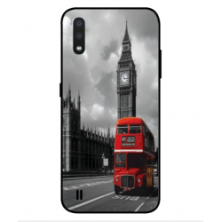 Protection London Style Pour Samsung Galaxy A01