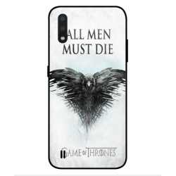 Protection All Men Must Die Pour Samsung Galaxy A01