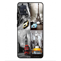 Samsung Galaxy A51 Best Vintage Cover
