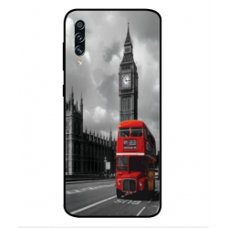 Samsung Galaxy A70s London Style Cover