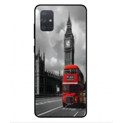 Samsung Galaxy A71 London Style Cover