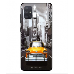 Samsung Galaxy A71 New York Taxi Cover