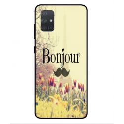 Samsung Galaxy A71 Hello Paris Cover