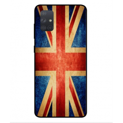 Samsung Galaxy A71 Vintage UK Case