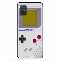 Samsung Galaxy A71 Game Boy Cover