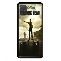 Samsung Galaxy A71 Walking Dead Cover