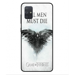 Samsung Galaxy A71 All Men Must Die Cover