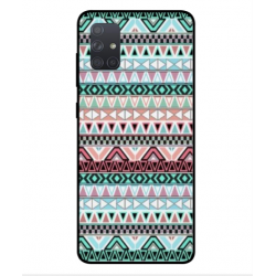 Samsung Galaxy A71 Mexican Embroidery Cover