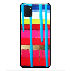 Samsung Galaxy Note 10 Lite Brushstrokes Cover