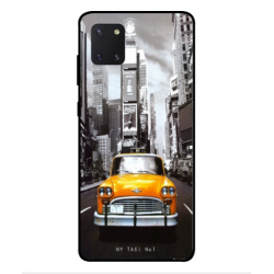 Samsung Galaxy Note 10 Lite New York Taxi Cover