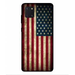 Samsung Galaxy Note 10 Lite Vintage America Cover
