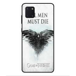 Protection All Men Must Die Pour Samsung Galaxy Note 10 Lite