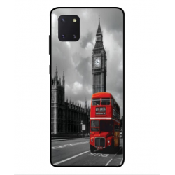 Samsung Galaxy Note 10 Lite London Style Cover
