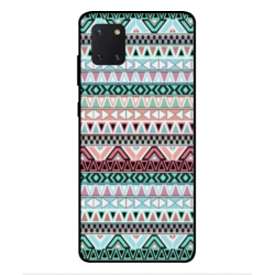 Coque Broderie Mexicaine Pour Samsung Galaxy Note 10 Lite