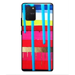 Samsung Galaxy S10 Lite Brushstrokes Cover