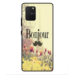 Samsung Galaxy S10 Lite Hello Paris Cover