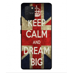 Samsung Galaxy S10 Lite Keep Calm And Dream Big Cover