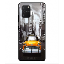 Samsung Galaxy S10 Lite New York Taxi Cover